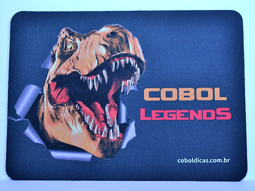 Mouse Pad COBOL Legends