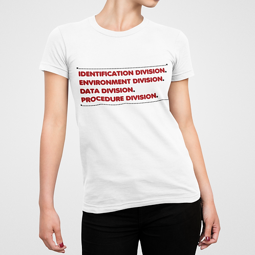 Camiseta 4 DIVISION - FEM