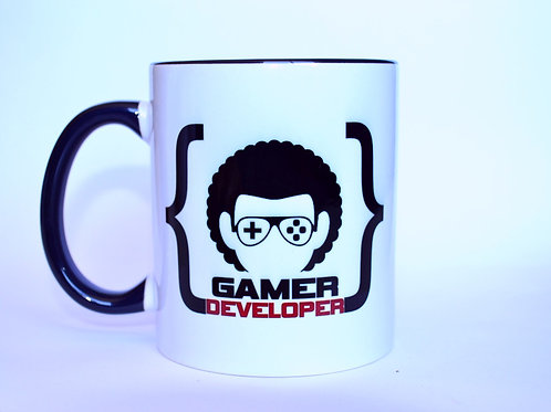Caneca Gamer Developer