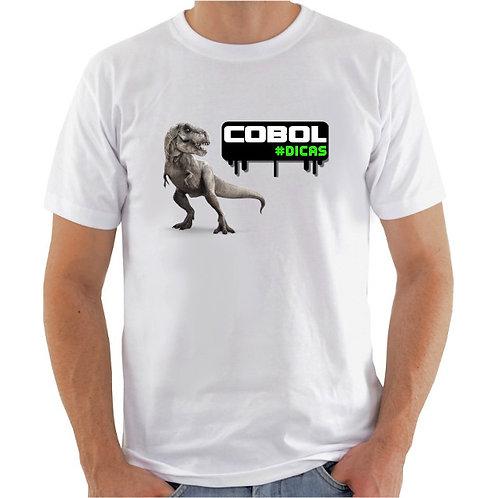 Camiseta COBOL #DICAS