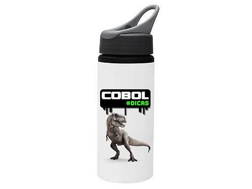 Squeeze alumínio COBOL Dicas - 500ml