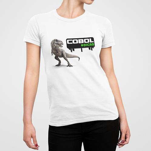 Camiseta COBOL #DICAS - FEM