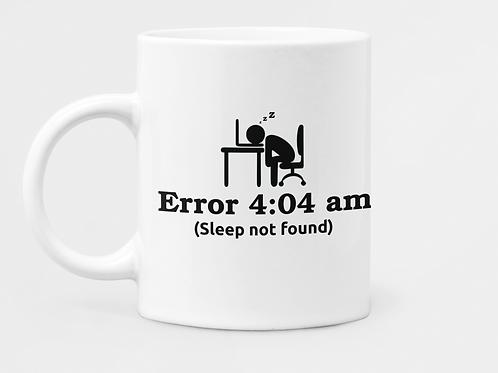 Caneca Error 404