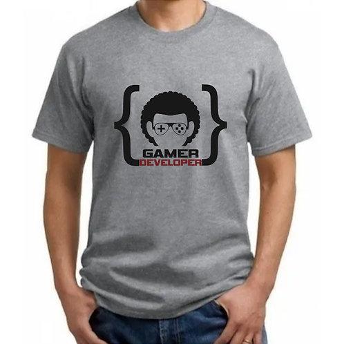 Camiseta Gamer Developer