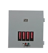 16 thru 64-point systems available for quick delivery, some styles and sizes in stock.  •         Main & remote panels, J-boxes, sirens, beacons and sensors, for a complete system*  •         Field-configurable alarm parameters, using the free PC-bas