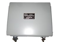 Four junction boxes are provided, one for each engine, and one for each generator. These boxes provide a convenient connection location for the alarm sensors.