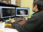 EMI's engineering team includes well experienced, on-staff mechanical engineers, electrical engineers, computer scientists, and drafters with sophisticated 2-D and 3-D CADD capabilities.  They make sure that EMI products are designed to meet all customer s