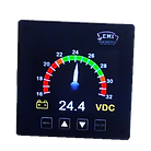 Our Digital Process Meters share the same features, signal input options and specifications as the digital meters . Process Meters to indicated Voltage, % Level, Temperature or Pressure are available. Custom meter ranges available on request.