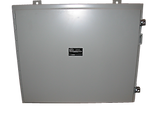 A Steering Failure Alarm Panel is mounted in the Forward Pilothouse console.