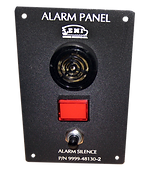 Provides audible & visual indication of an alarm condition  •         Useful as a remote indication panel for a single alarm or as a remote summary panel for a vessel  alarm system  •         Console-mounting or enclosed models available in either 12 o