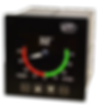 EMI digital meters are available for Engine Tachometer, Shaft Tachometer and Rudder Angle indication.  EMI Digital meters feature a bright 3.5 inch TFT color display.  Meter readings are displayed in both large easy to read digital and analog formats for v