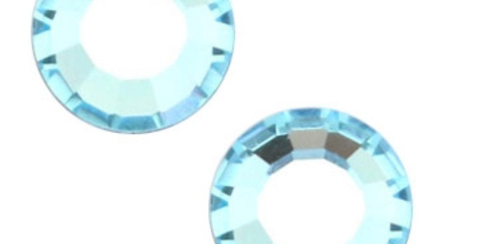 Swarovski Gemstones 4.7mm voor 4mm Earpins - 6 Stuks