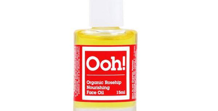Organic Rosehip Cell-Regenerating Face Oil 15ml - Oils Of Heaven