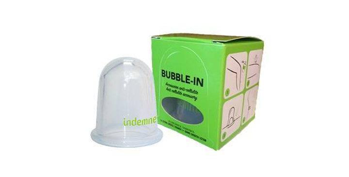 Bubble-in - handige tool voor de aanpak van cellulite