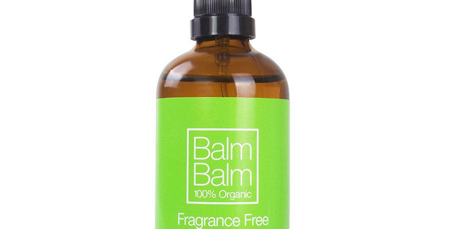 Fragrance free Body Oil 100ml