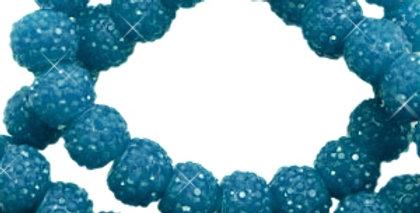 Sparkle Beads 6mm 100stuks - Verkrijgbaar in meerdere kleuren