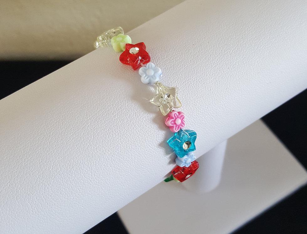 armband - multikleur