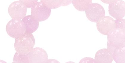 4 mm kralen natuursteen jade Rose tan - 92 Stuks