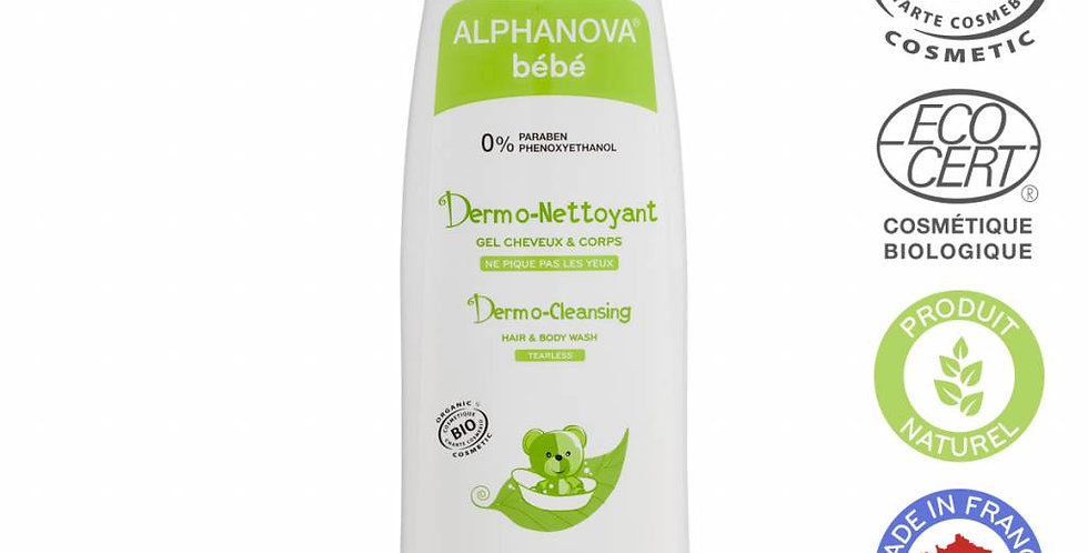 Dermo Cleansing Hair en Body 500ml