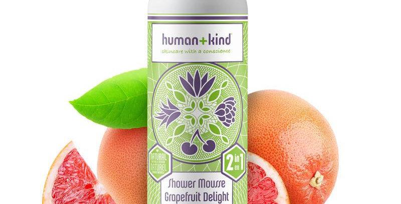Shower Mousse Grapefruit Delight Vegan