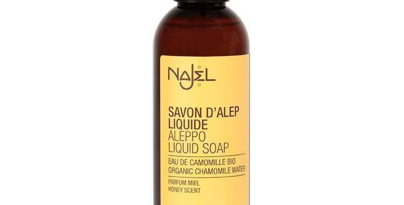 Najel BIO zeep pompfles met Chamomile Water 500ml