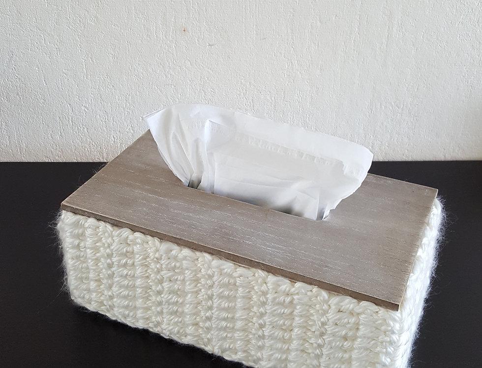 tissuebox - wit