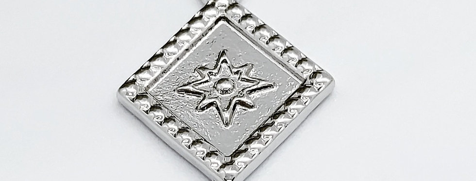 Metalen bedel 21x15mm - prijs per stuk