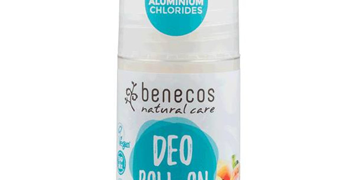 Natural Deo-Roll-On Apricot
