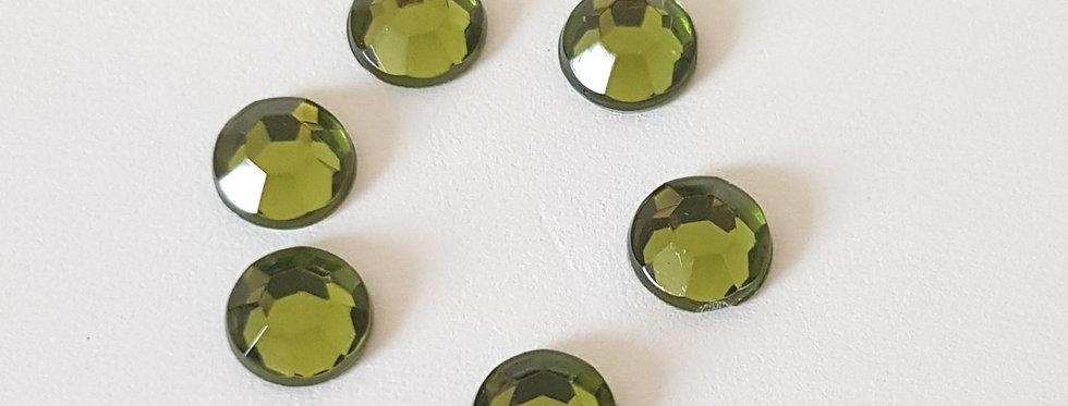 Gemstones voor 6mm Earpins - 10Stuks