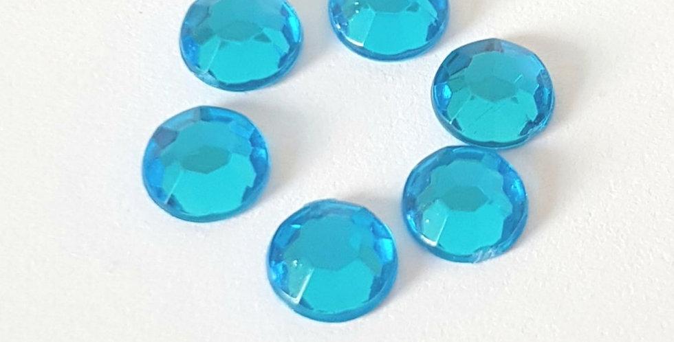 Gemstones voor 6mm Earpins - 10 Stuks