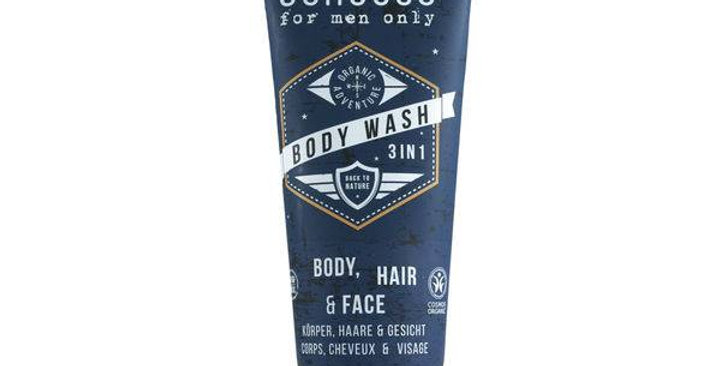 For Men Only Body Wash 3in1