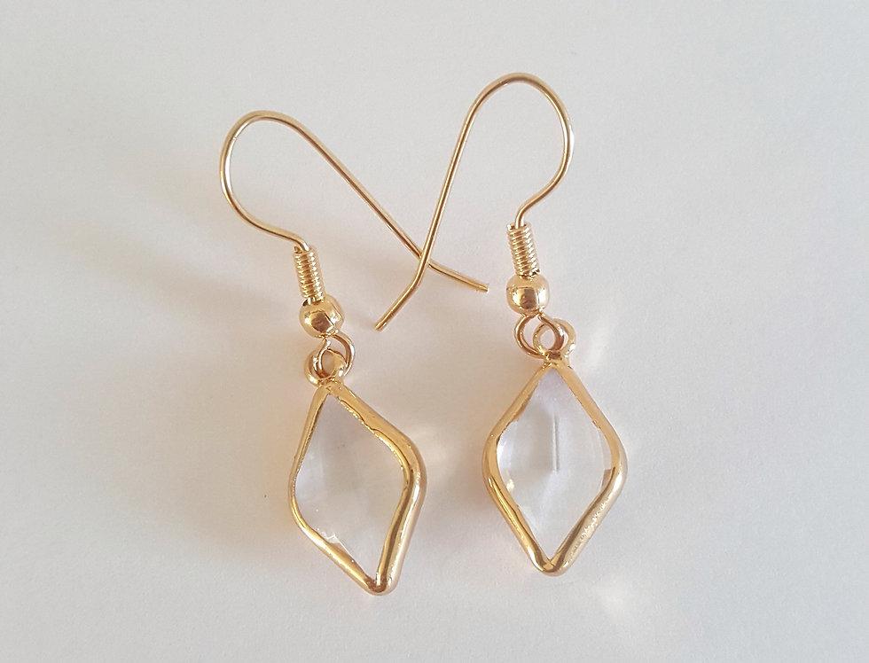 oorbellen - goud