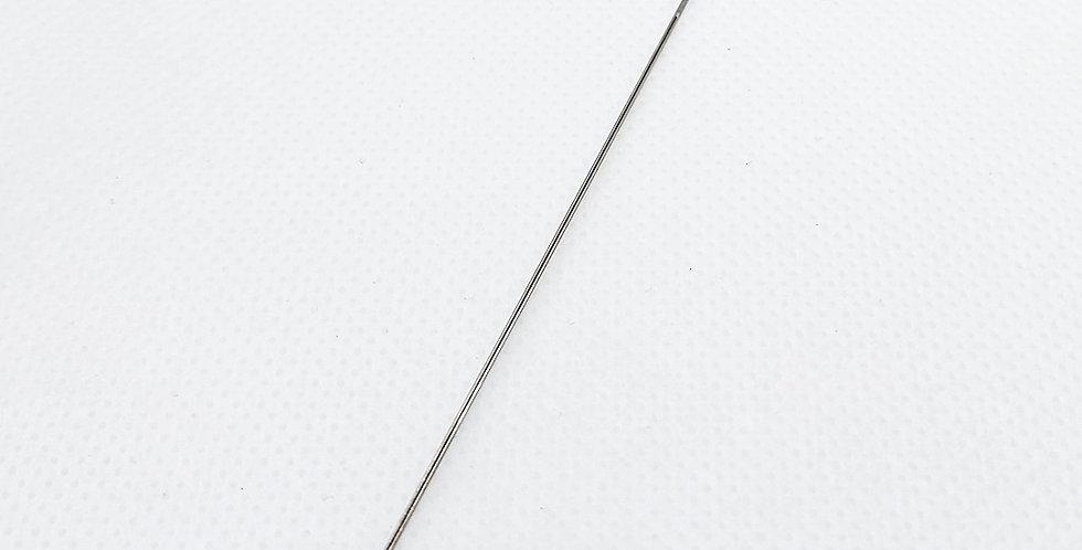Rijgnaald voor kralen 7.6cm - 1 Stuk