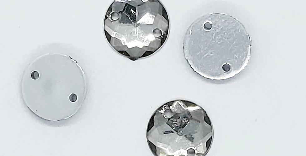 Gemstones Tussenstuk 8mm - 6 Stuks