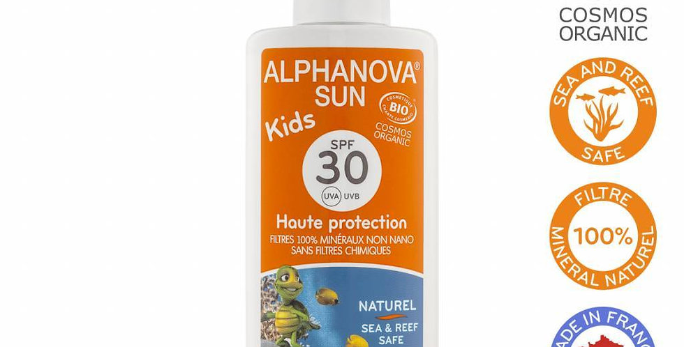 BIO SPF 30 KIDS Spray 125g