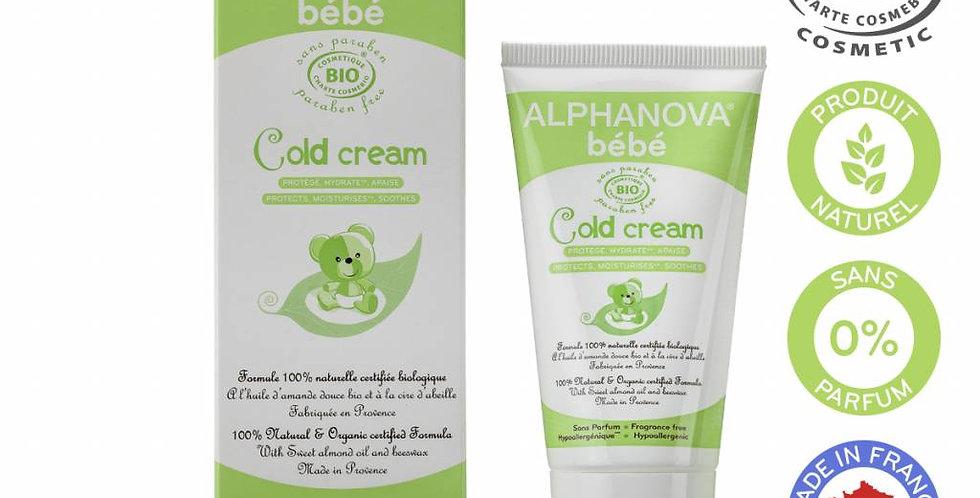 Organic Cold Cream 50g