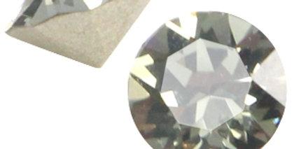 Swarovski Elements puntsteen PP32 (4.0mm) Black diamond - 20stuks