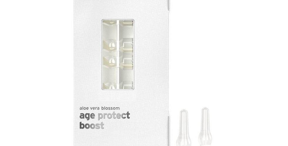 Aloe Vera Age Protect Boost 10x 1ml