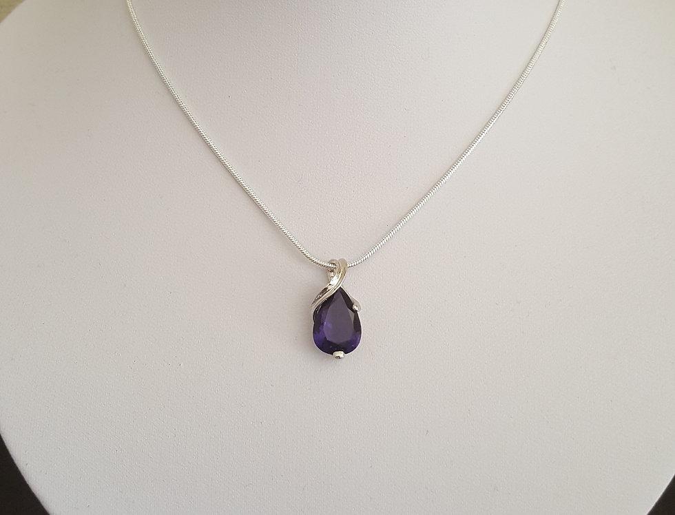 halsketting - zilver