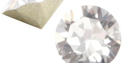 Swarovski Elements puntsteen PP32 (4.0mm) Crystal - 20stuks