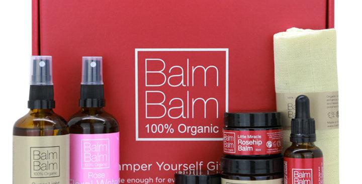 Pamper Yourself Organic Gift Set