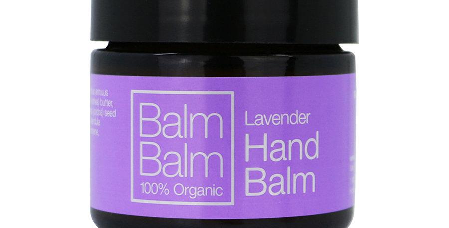 Lavender Organic Hand Balm 60ml