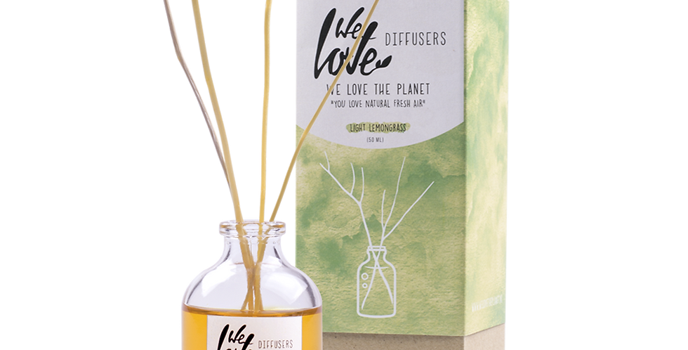 Diffuser Light Lemongrass 50ml