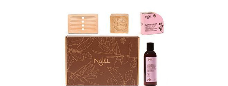 Najel Queen of Roses Gift Set