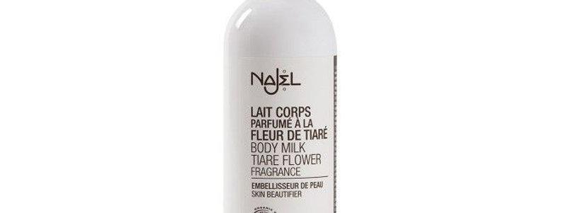 Najel Body Milk Tiare Flower 200ml