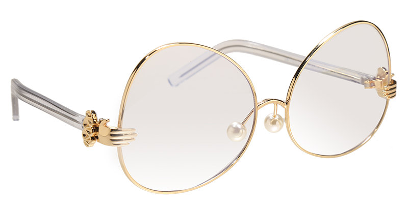 Trendy en comfortabele bril