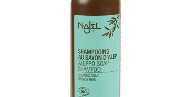 Najel Shampoo voor vettig haar 500ml