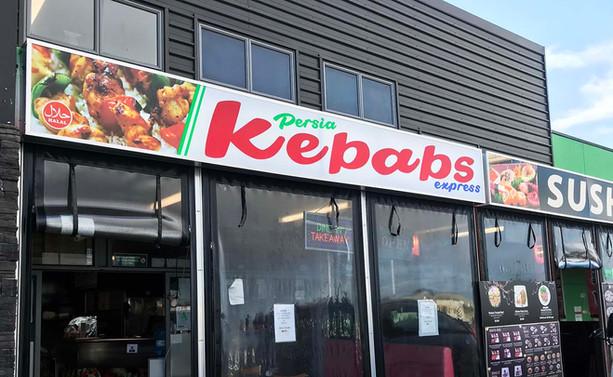 Persia Kebab Lightbox
