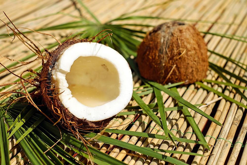 Kokosöl Wunder