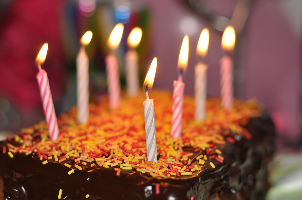 Geburtstagstorte, 30. Geburtstag